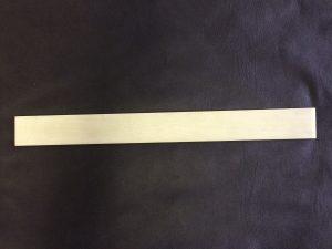 Muelle unidireccional en fibra de vidrio