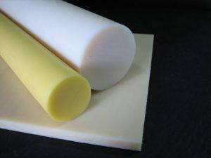 Tarugos e chapas em nylon cast