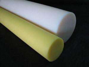 Barras en nylon colado