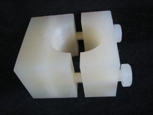 soportes en polipropileno